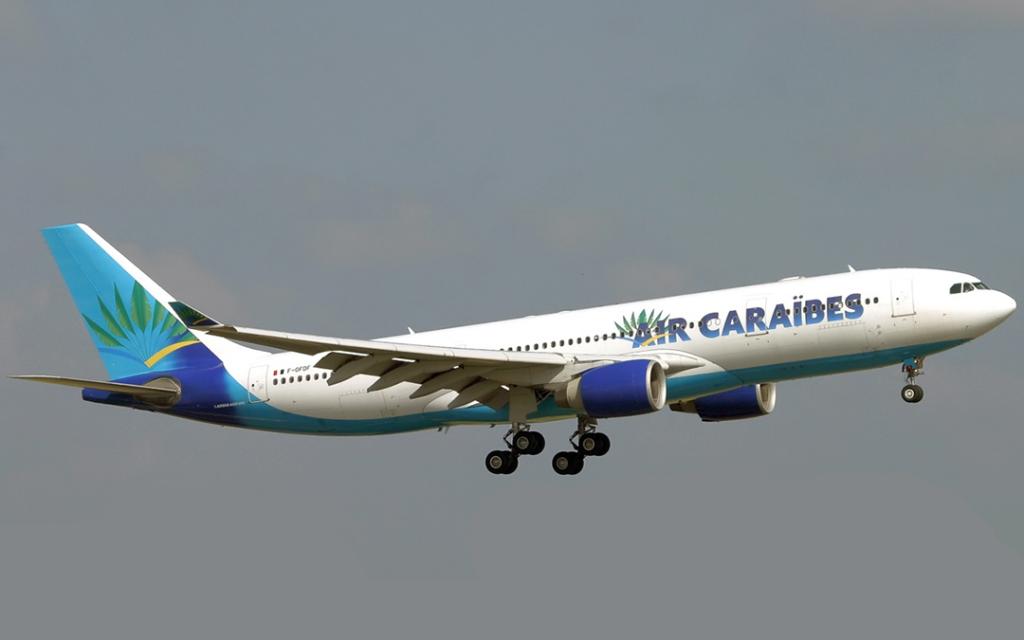 Curso OTVT – Air Caraíbes