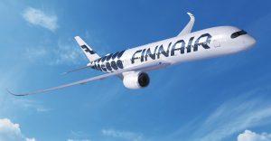 """Finnair recebe a classificação """"Five-Star Global Airline"""" da APEX com base nas avaliações de clientes."""