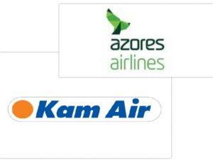 As companhias SATA Azores Airlines e a Kam Air estão agora disponíveis para emissão interline com a chapa GP!