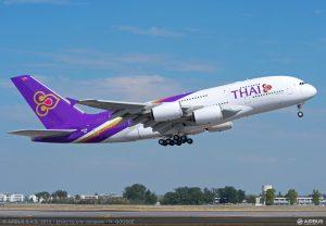 A Thai Airways está agora disponível para emissão interline com a chapa GP!